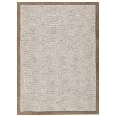 Lucia Horn Area Rug Rug Size: Rectangle 56 x 75