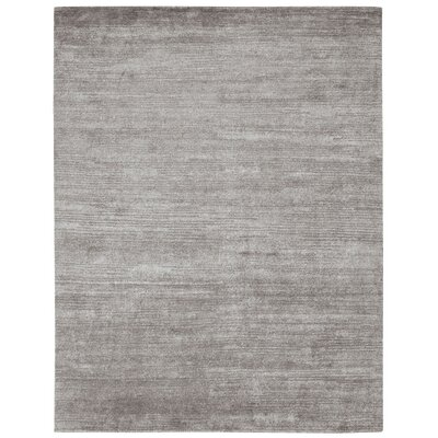 Varick Pewter Area Rug Rug Size: Rectangle 56 x 75