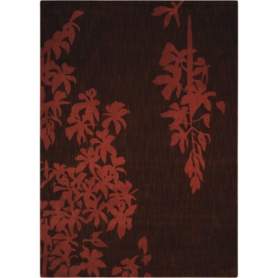 Metropolitan Chennai Madder Area Rug Rug Size: Rectangle 26 x 4