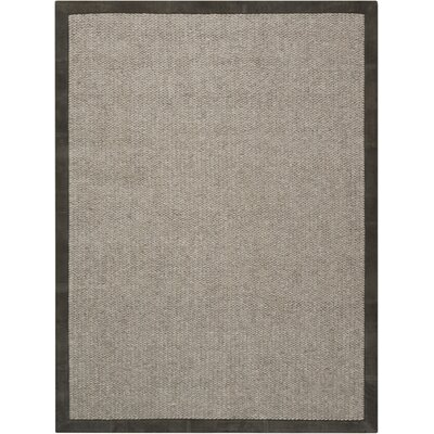 Lucia Slate Area Rug Rug Size: Rectangle 9 x 12