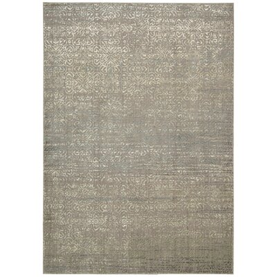 Maya Tabriz Abalone Area Rug Rug Size: Rectangle 76 x 106
