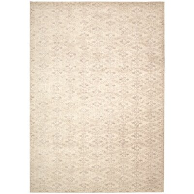 Nara Frost Area Rug Rug Size: 39 x 59