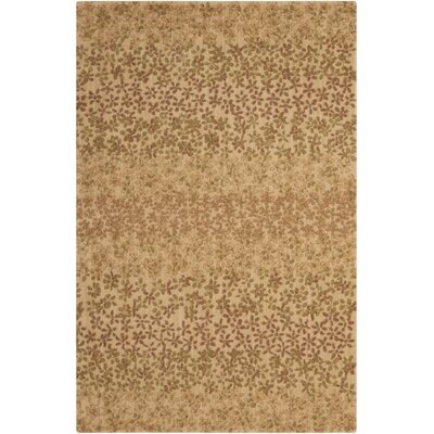 Metropolitan Blonde Area Rug Rug Size: Rectangle 23 x 39