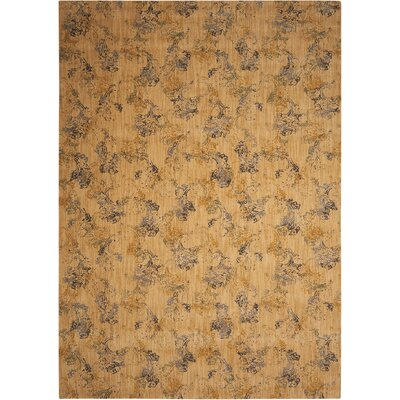 Metropolitan Deccan Sand Area Rug Rug Size: Rectangle 36 x 56