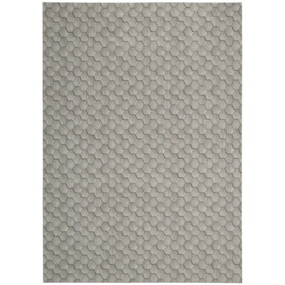 Loom Select Pasture Smoke Area Rug Rug Size: Rectangle 36 x 56