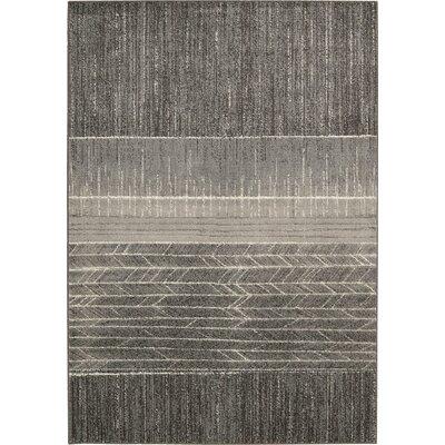 Gradient Basalt Area Rug Rug Size: 79 x 99