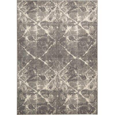 Gradient Granite Area Rug Rug Size: 79 x 99