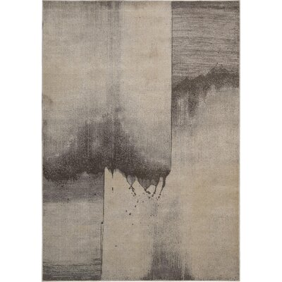 Gradient Area Rug Rug Size: 56 x 8