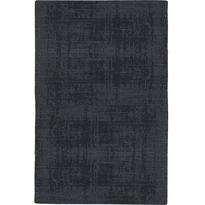 Nevada Handmade Midnight Area Rug Rug Size: Rectangle 53 x 75
