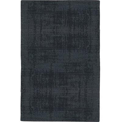 Nevada Handmade Midnight Area Rug Rug Size: Rectangle 4 x 6