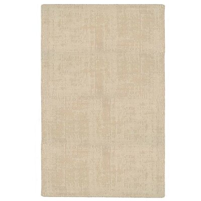 Nevada Hand-Woven Riverstone Area Rug Rug Size: Rectangle 53 x 75