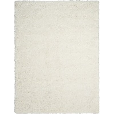 Riad Ivory Area Rug Rug Size: Rectangle 5'3