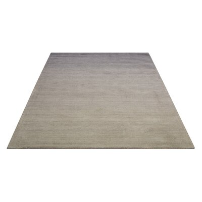 Haze Hand-Woven Smoke Shade Area Rug Rug Size: Rectangle 53 x 75