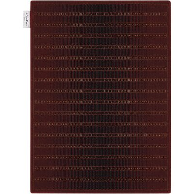 Loom Select Garnet Area Rug Rug Size: Rectangle 2 x 29