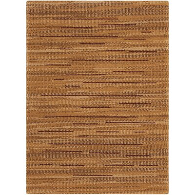 Loom Select Gold Area Rug Rug Size: Rectangle 2 x 29