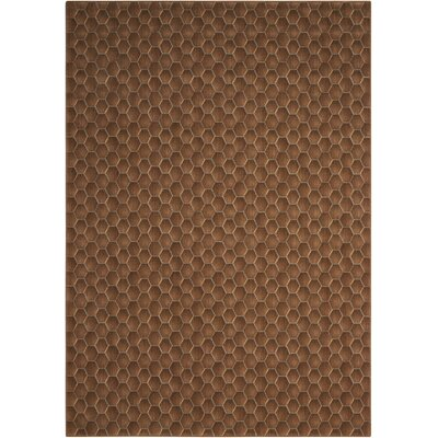 Loom Select Fawn Area Rug Rug Size: 79 x 1010