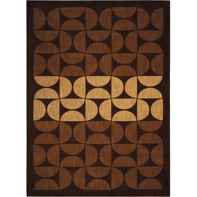 Metropolitan Antwerp Clove Area Rug Rug Size: Rectangle 36 x 56