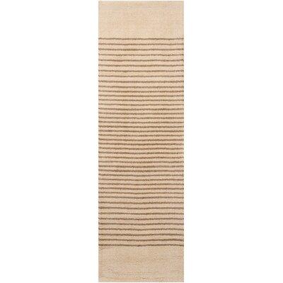Tundra Handmade Balsa Area Rug Rug Size: Runner 23 x 76
