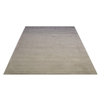 Haze Hand-Woven Smoke Shade Area Rug Rug Size: Rectangle 23 x 39