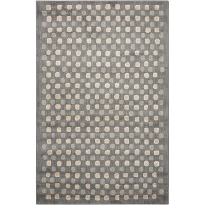 Nara Kasa Steel Area Rug Rug Size: Rectangle 93 x 1210