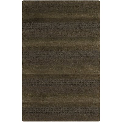 Sequoia Handmade Pine Green Area Rug Rug Size: Rectangle 26 x 4