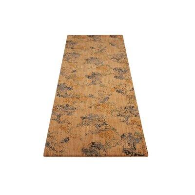 Metropolitan Deccan Sand Area Rug Rug Size: Runner 23 x 76