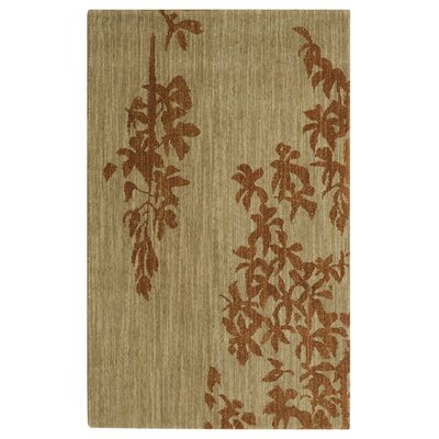 Metropolitan Chennai Lichen Area Rug Rug Size: Rectangle 26 x 4