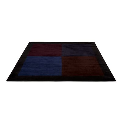 Hand-Crafted Area Rug Rug Size: Square 6
