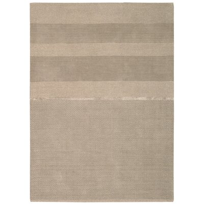 Vale Hand-Loomed Portland Sandwash Area Rug Rug Size: Rectangle 4 x 6
