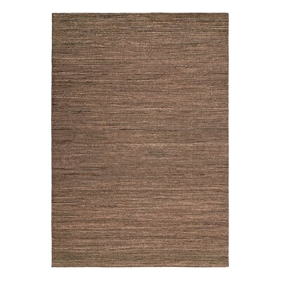 Calvin Klein Monsoon Goa Handmade Cinnamon Area Rug Rug Size: Rectangle 5 x 76