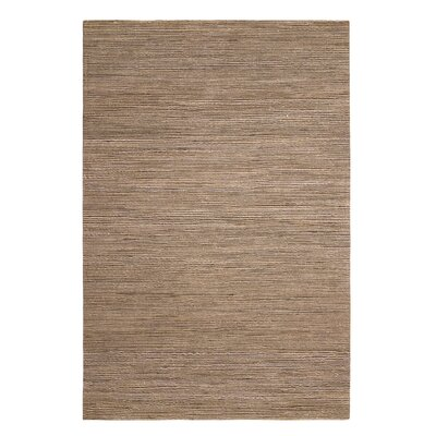 Calvin Klein Monsoon Goa Handmade Loam Area Rug Rug Size: Rectangle 4 x 6