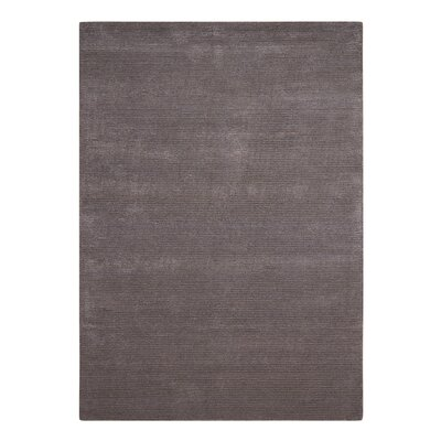 Calvin Klein Ravine Furrow Handmade Dusk Area Rug Rug Size: Rectangle 79 x 1010