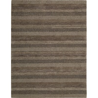 Sequoia Hand-Woven Woodland Area Rug Rug Size: Rectangle 53 x 75