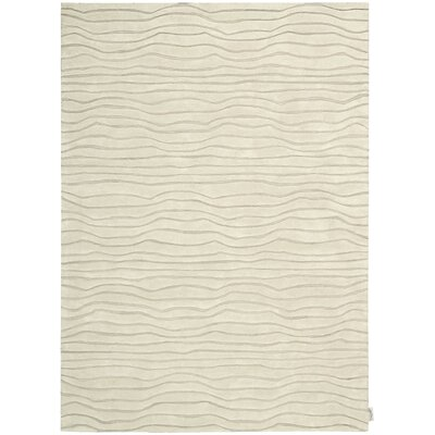 Canyon Hand-Woven Estuary Sand Area Rug Rug Size: Rectangle 5'3