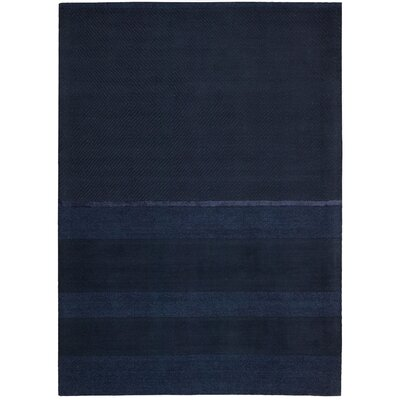 Vale Hand-Woven Admiral Area Rug Rug Size: Runner 2'3 x 7'6