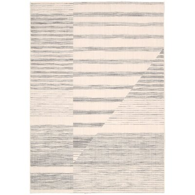 Urban Faroes Abalone Area Rug Rug Size: Rectangle 26 x 4
