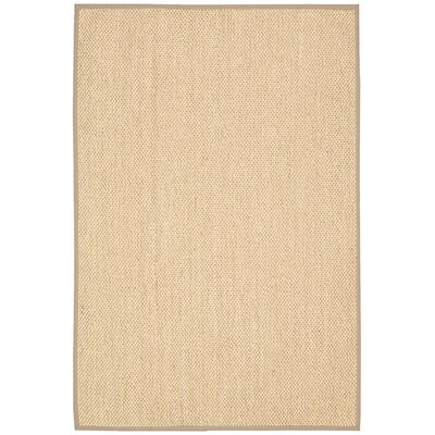 Kerala Hand Woven Java Nature Area Rug Rug Size: Rectangle 8 x 10