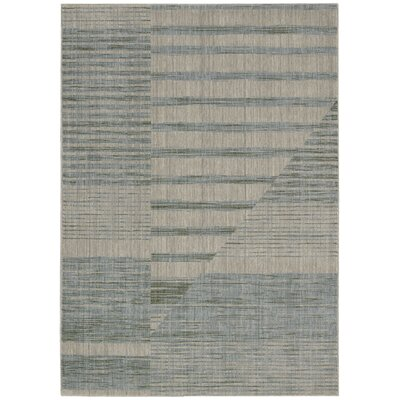 Urban Faroes Glacial Area Rug Rug Size: Rectangle 53 x 75