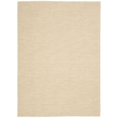 Plateau Handmade Fossil Travertine Area Rug Rug Size: Rectangle 4 x 6