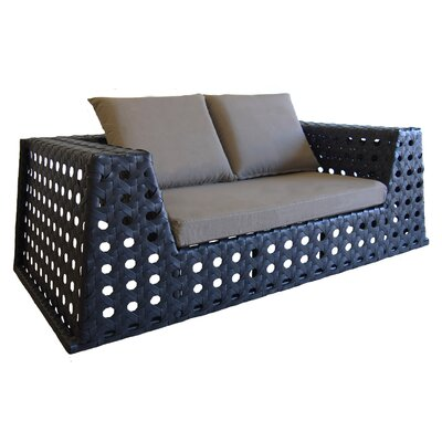 Loveseat with Cushions