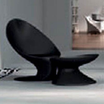 Trendy Foot Stool with Cushion
