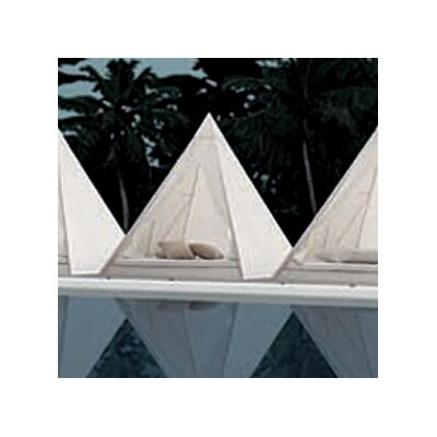 Beautiful Palace Pyramid Daybed Cushions - Product picture - 655