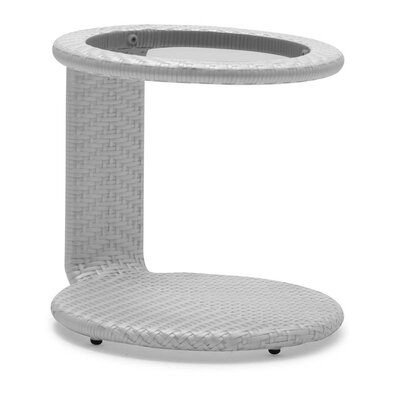 Rivage Side Table Finish: Grey