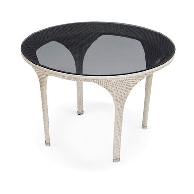 Exotica Dining Table Finish: Black