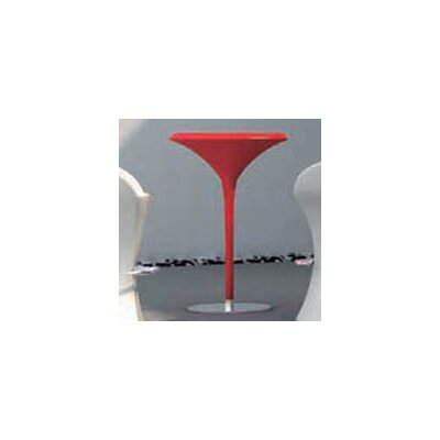 Trendy Bistro Table Finish: Red