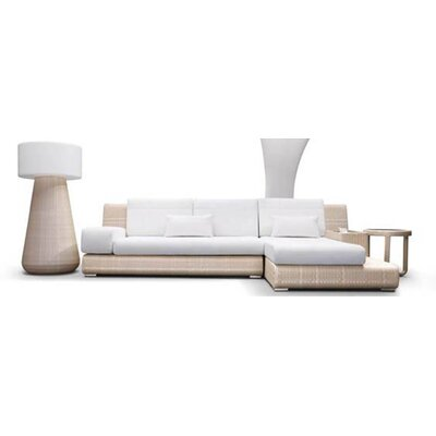 Sumba Sectional Sunbrella Seating Group - Product photo