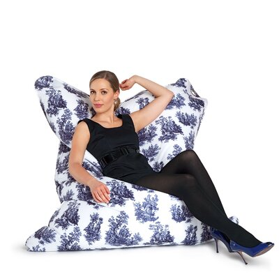 Fashion Bull Bean Bag Lounger