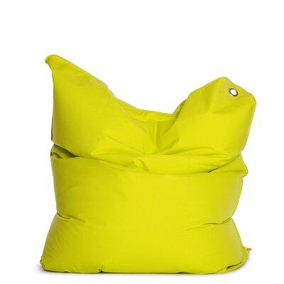 The Bull Bean Bag Chair Upholstery: Lime Green