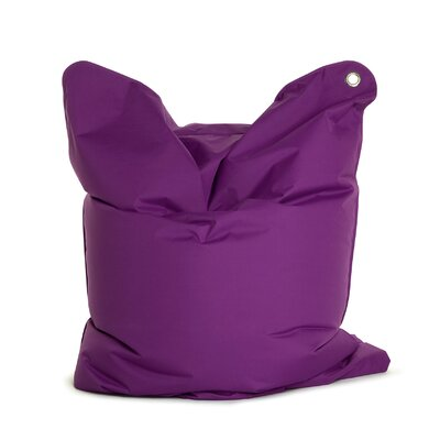 The Bull Bean Bag Chair Upholstery: Violet