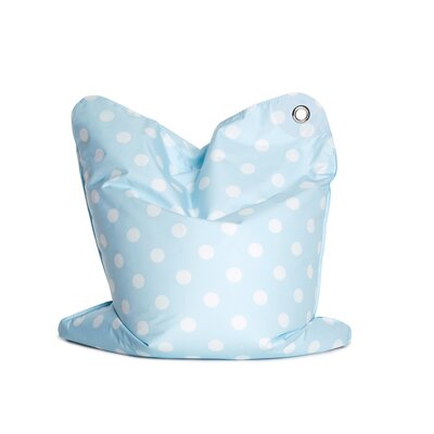 Fashion Mini Bean Bag Chair Upholstery: Bebe Blue